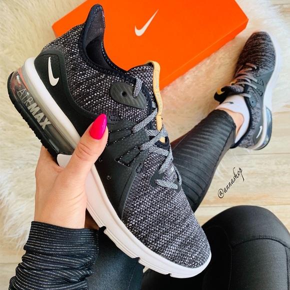 Nike Shoes | Nwt Nike Air Max Sequent 3